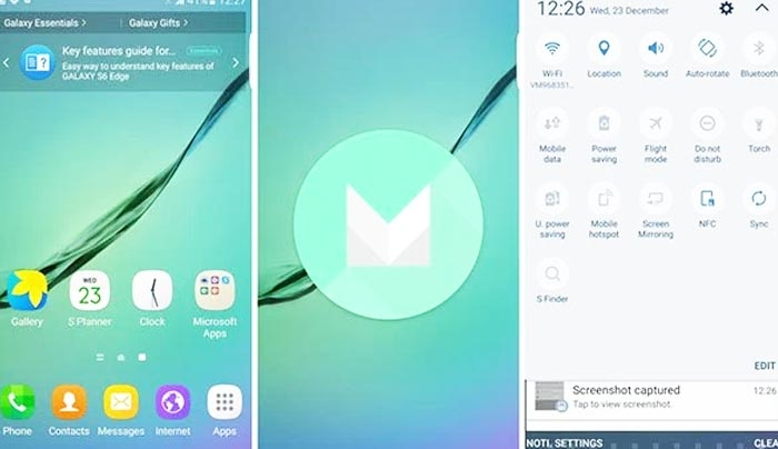 Samsung Galaxy S6 / S6 Edge: Ξεκίνησε επίσημα η αναβάθμιση σε Android 6.0 Marshmallow