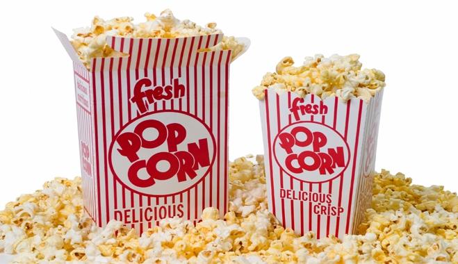 Ξέρετε γιατί τρώμε ποπκόρν στο κινηματογράφο;