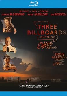 Three Billboards Outside Ebbing, Missouri - Τρεις Πινακίδες Έξω από το Έμπινγκ, στο Μιζούρι