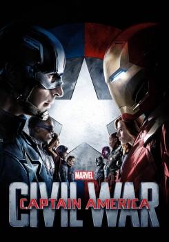 Captain America: Civil War - Εμφύλιος Πόλεμος