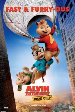 Alvin and the Chipmunks: The Road Chip - Ο Άλβιν και η Παρέα του: Σκίουροι στο Δρόμο