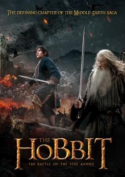 Hobbit: There and back again - Χόμπιτ: Η μάχη των πέντε στρατών