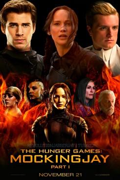 The Hunger Games: Mockingjay part 1 - Επανάσταση