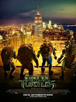 Teenage Mutant Ninja Turtles - Τα Χελωνονιντζάκια
