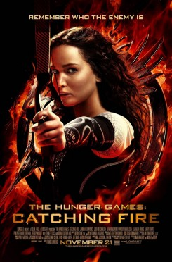 The Hunger Games: Catching Fire - The Hunger Games: Φωτιά