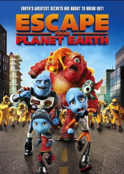 Escape from Planet Earth - Απόδραση από τον Πλανήτη Γη