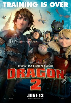How to Train Your Dragon 2 - Πως να Εκπαιδέυσετε το Δράκο σας 2