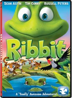 Ribbit - Ρίμπιτ Ο Πρίγκιπας Βάτραχος
