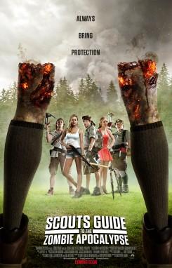 Scouts Guide to the Zombie Apocalypse - Προσκοπικό Εγχειρίδιο για την Αντιμετώπιση μιας Ζόμπι Αποκάλυψης