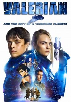 Valerian and the City of a Thousand Planets - Ο Βαλέριαν και η Πόλη με τους Χίλιους Πλανήτες