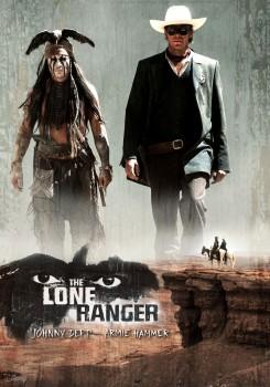 The Lone Ranger - Ο Μοναχικός Καβαλάρης