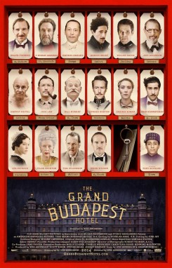 The Grand Budapest Hotel - Ξενοδοχείο Grand Budapest
