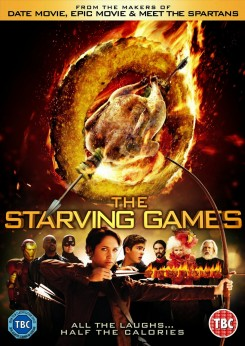 The Starving Games - Αγώνες Λόρδας