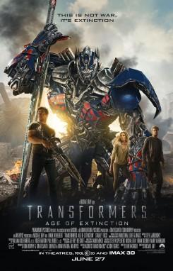 Transformers 4: Age of Extinction - Εποχή Αφανισμού
