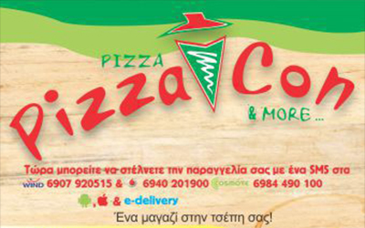 PIZZACON