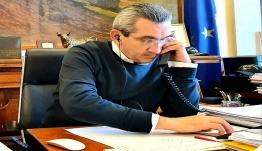 Την κήρυξη σε κατάσταση έκτακτης ανάγκης του Δήμου Λέρου ζητεί ο Περιφερειάρχης, από την Γενική Γραμματεία Πολιτικής Προστασίας