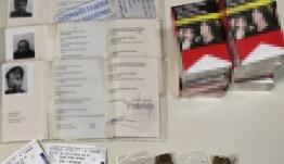 Συνελήφθη στην Κω αλλοδαπός για κατοχή ναρκωτικών, λαθραίων τσιγάρων και ταξιδιωτικών εγγράφων με στοιχεία τρίτων προσώπων