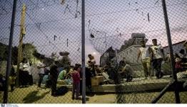 Μόρια: Επεισόδια μεταξύ μεταναστών και αστυνομίας