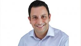 """Συγχαρητήριο μήνυμα Αντώνη Γιαννικουρή - Εθελοντικός Σύλλογος Αιμοδοσίας Ρόδου """"'Αγιος Εφραίμ"""""""
