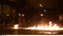 Επέτειος Γρηγορόπουλου: Συλλήψεις και προσαγωγές σε Εξάρχεια, Πάτρα, Θεσσαλονίκη