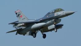 Υπερπτήσεις τουρκικών F-16 πάνω από Αγαθονήσι και Φαρμακονήσι