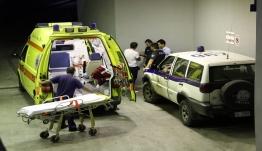 ΕΚΑΒ: Τι απαντά για τον θάνατο νεογνού στην Τήνο