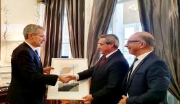 """Γ. Χατζημάρκος: """"Καλούμε το διεθνές επενδυτικό κεφάλαιο να εμπιστευθεί το Νότιο Αιγαίο"""""""