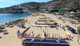 Γ. Χατζημάρκος: H καρδιά του παγκόσμιου Βeach Volley κτυπά στην Ιο... τα νησιά μας ως προορισμοί παγκόσμιων αθλητικών διοργανώσεων