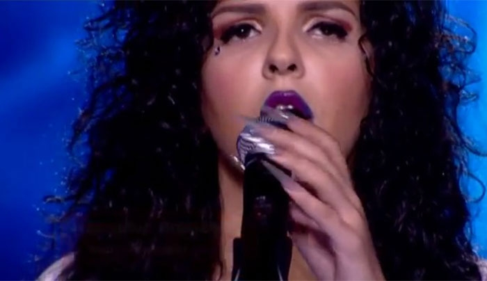 The Voice 2 Blind Auditions: Περσεφόνη Φαρμάκη – Wasting my young tears (Video)