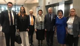 Ο Γενικός Γραμματέας Απόδημου Ελληνισμού, κ. Γιάννης Χρυσουλάκης, στο Διεθνές Συνέδριο «Dive in blue Growth»
