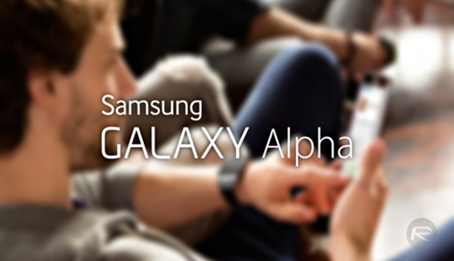 Samsung Galaxy Alpha: Νέο Smartphone