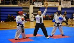 Δωδεκανήσιοι στο ΣΕΦ για τα Πανελλήνια Πρωταθλήματα Tae Kwon Do