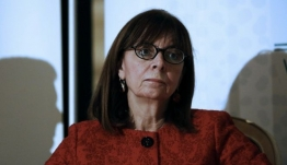 Με 261 ψήφους η Αικατερίνη Σακελλαροπούλου εξελέγη Πρόεδρος Δημοκρατίας