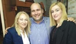 Όραμα & Δράση: Υποψήφια με την Ιωάννα Ρούφα – Έψιμου και η Βαλάντω Κεφαλιανού