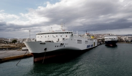 Σε καραντίνα στο λιμάνι του Πειραιά το Ελ. Βενιζέλος των ΑΝΕΚ Lines- Θετικοί στον κορονοϊό 20 επιβαίνοντες