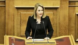 Ενίσχυση των δικηγόρων, λόγω της πανδημίας του κορωνοϊο, ζητά η Μ. Ιατρίδη