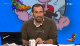 Ξέσπασε ο Αντώνης Κανάκης στο Ράδιο Αρβύλα! «Ρεντίκολα, ρεντίκολα…»