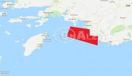 Δεσμεύουν θαλάσσια περιοχή ανοιχτά της Ρόδου οι Τούρκοι για άσκηση με πυρά