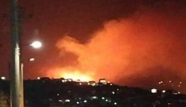 Ολονύχτια μάχη με τις φλόγες στο Πόρτο Ράφτη!
