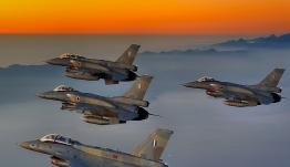 H μυστική αερομαχία στο Αιγαίο που αποκάλυψε ο Υπουργός Αμυνας
