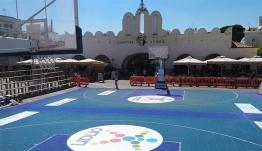 Μεγάλη συμμετοχή στο GALLIS BASKETBALL 3X3 που διοργανώνει η Περιφέρεια στην Κω