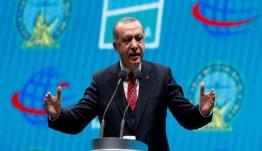 Ερντογάν: Προχωράμε κανονικά τις γεωτρήσεις στην Ανατολική Μεσόγειο