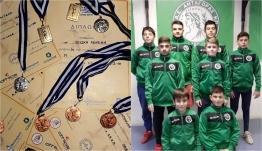 Π.Α.Σ. ΑΝΤΑΓΟΡΑ ΚΩ: Έκλεισε με επιτυχία το Περιφερειακό Πρωτάθλημα,4 χρυσά, 2 αργυρά και 4 χάλκινα μετάλλια παίρνοντας την πρόκριση για το Πανελλήνιο Πρωτάθλημα Παίδων – Εφήβων.