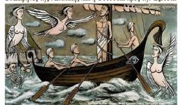 Δημ. Καραματζιάνης: Οι σειρήνες της πολιτικής, η Οδύσσεια για την εξουσία και ο λωτός του χρήσματος.