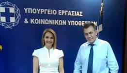 Ενίσχυση των Διοικητικών Υπηρεσιών του ΕΦΚΑ και των Ελεγκτικών Κέντρων Ασφάλισης στα Δωδεκάνησα, ζητά η Μ. Ιατρίδη