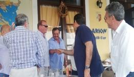 Καματερός: Το πιο σημαντικό είναι η ανάπτυξη και η συνέχιση του σχεδίου νησιωτικής πολιτικής, κάτι που μόνο ο ΣΥΡΙΖΑ μπορεί να εγγυηθεί.