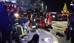 Ανείπωτη τραγωδία: Ποδοπατήθηκαν σε νυχτερινό μαγαζί – Έξι νεκροί και 120 τραυματίες [βίντεο]