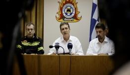 Χρυσοχοΐδης: Με εντολή Μητσοτάκη σε πλήρη εγρήγορση ο κρατικός μηχανισμός – 48ωρη επιφυλακή