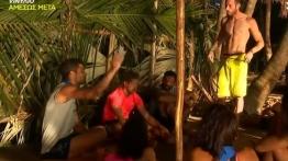 Άγριος καβγάς στην ελληνική καλύβα του Survivor - ΒΙΝΤΕΟ
