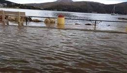 Λέρος: Πρωτοφανές κύμα κακοκαιρίας πλήττει το νησί – Μεγάλες καταστροφές(φωτο)